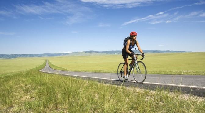 Smerter ved cykling i knæ og akillessenen