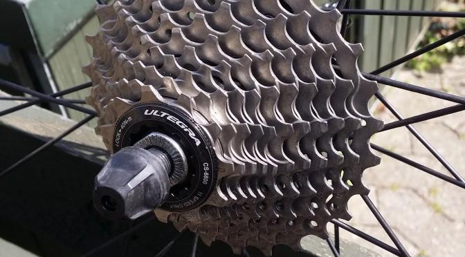 Vedligeholdelse af kassette og cykelkæde