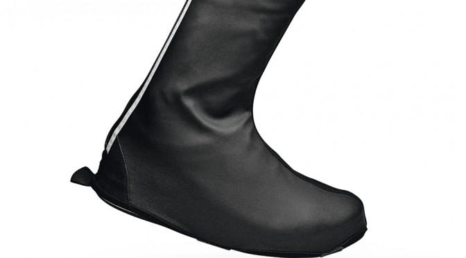 Tørre sko og varme fødder med skoovertræk!
