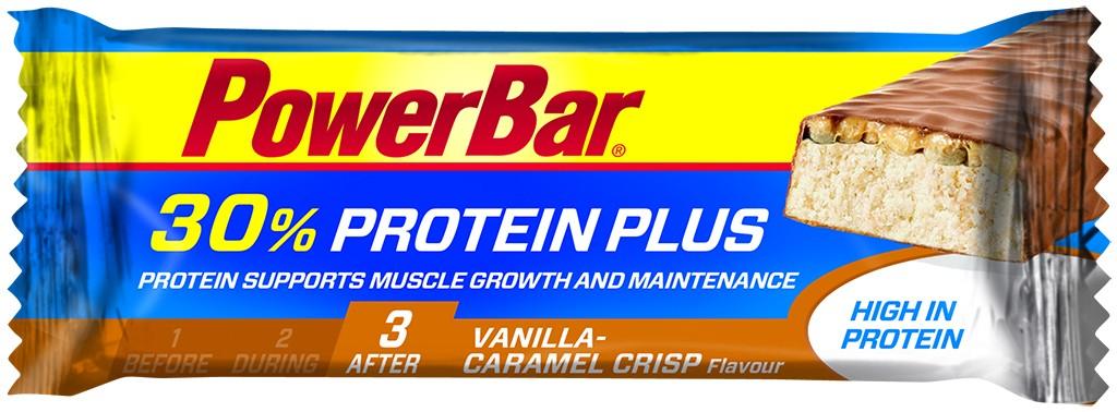 Proteinbar_Proteinplus_Karamel_Vanilje_Powerbar