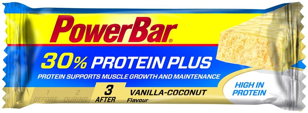 Proteinbar_Proteinplus_Vanilje_Kokosnød_Powerbar