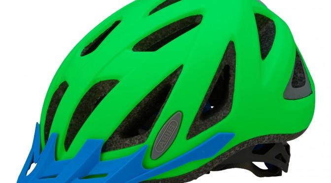 Cykelhjelm med LED lys, Abus Urban-I v.2