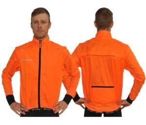 overtræksjakke til cykling