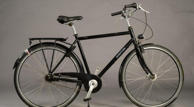 fundet cykel