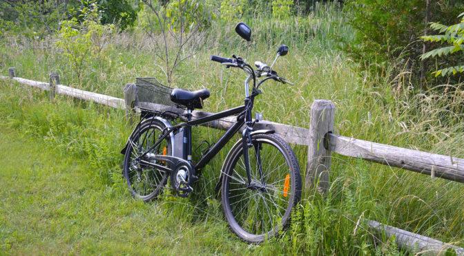 Elcyklen er et godt valg