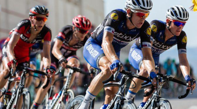 Sæsonen for cykelløb nærmer sig sin afslutning