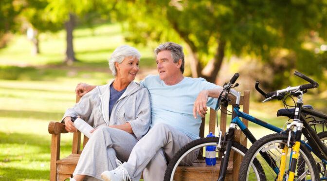 Guide: Cykling for ældre mennesker, der gerne vil være sunde