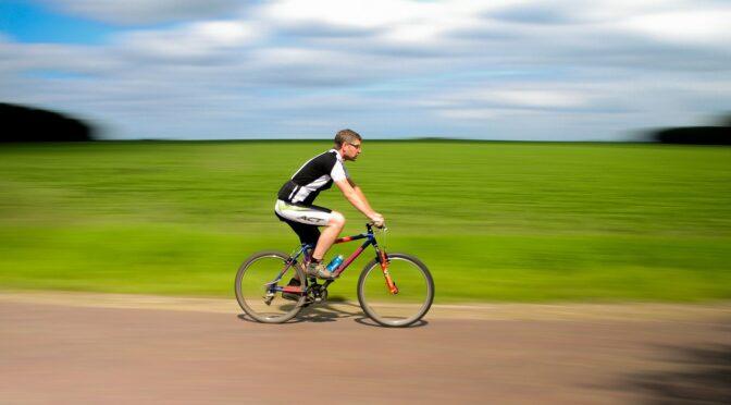 Derfor skal du begynde at cykle