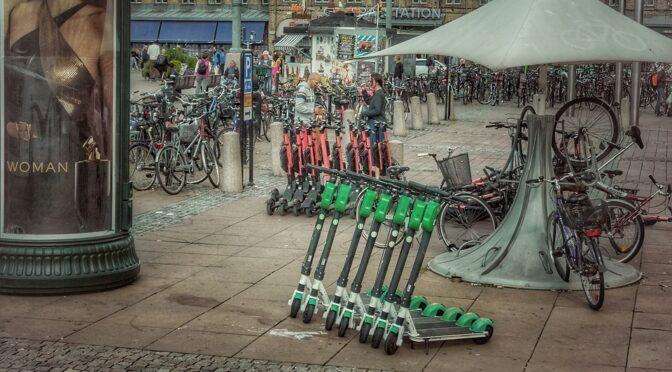 El-cykel eller el-løbehjul: Hvad er det bedste valg?