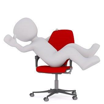 Få en mere aktiv hverdag med en ergonomisk kontorstol, der inviterer til en aktiv sidestilling